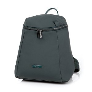 SIMPLE BACKPACK FOREST GREEN