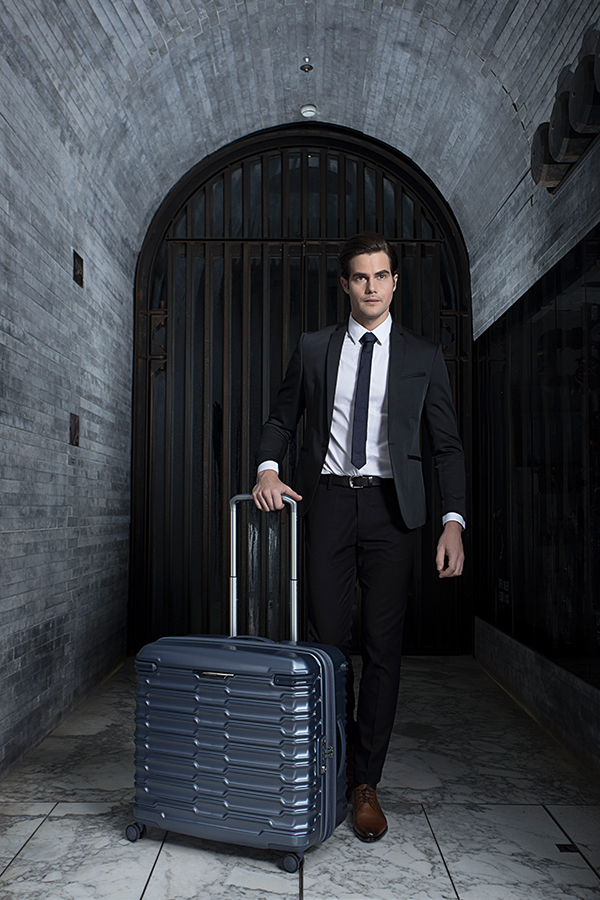 LUGGAGE REDEFINED