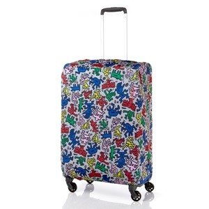 LUGGAGE COVER M KH GRAFFITI MIX