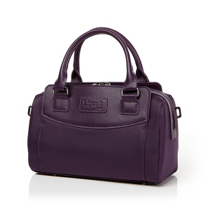 BARREL BAG S PURPLE