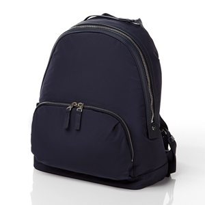 Round backpack Navy