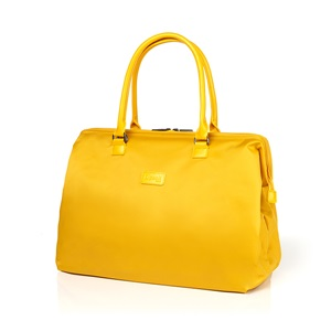 WEEKEND BAG M FL SAFFRON YELLOW