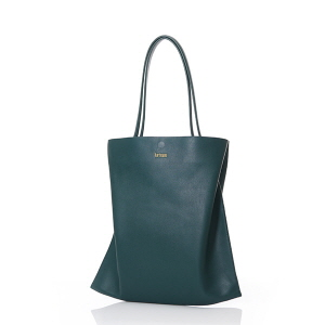 VERTICAL SHOPPER S DARK GREEN