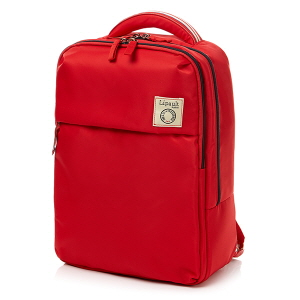 "LAPTOP BACKPACK M 15"" RED"