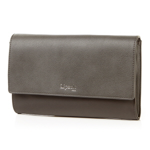 CLUTCH CROSSBODY BAG ANTHRACITE GREY