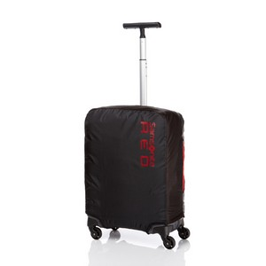 Luggage cover L BLACK