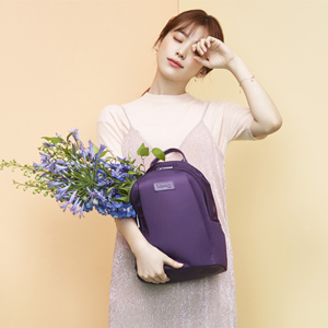 Urban Plume SCHOOL BAG PURPLE