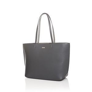 SHOPPER GREY/DARK GREY