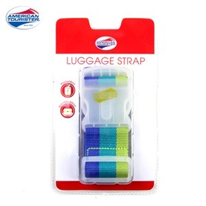 LUGGAGE STRAP EMERALD GREEN