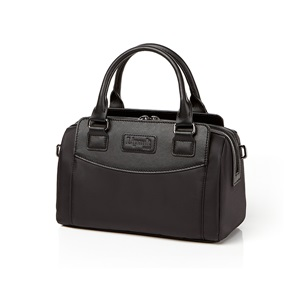 BARREL BAG S BLACK