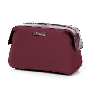 BOWLING BAG S WINE RED