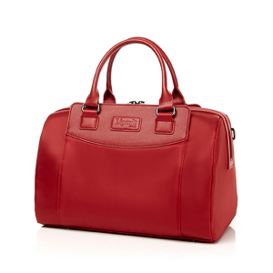 BARREL BAG M RUBY