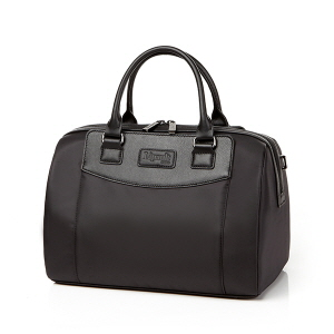 BARREL BAG M BLACK