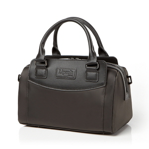 BARREL BAG S ANTHRACITE GREY