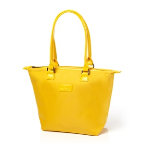TOTE BAG S SAFFRON YELLOW