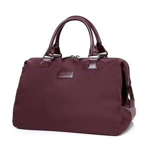 BOWLING BAG M WINE RED