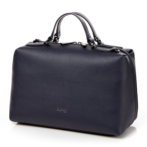 SQUARE BOWLING BAG M NAVY