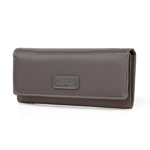 WALLET ANTHRACITE GREY