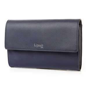 CLUTCH CROSSBODY BAG NAVY