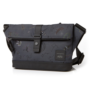 GLEHN CROSS/SLING GALAXY DARK BLACK