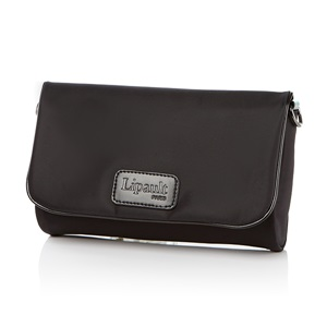 LADY PLUME CLUTCH BAG S BLACK