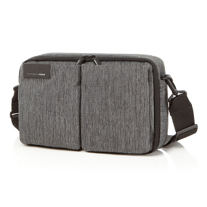 SLING BAG HEATHER GREY