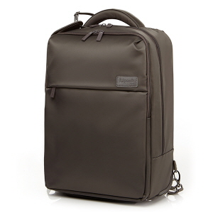 LAPTOP BACKPACK/WH FL ANTHRACITE GREY