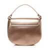 SADDLE BAG PINK GOLD