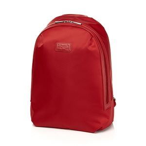 ROUND ZIP BACKPACK M RUBY