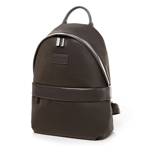 ROUND BACKPACK S-BIMAT ANTHRACITE GREY
