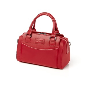 BARREL BAG S RUBY