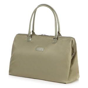 WEEKEND BAG M FL ALMOND GREEN
