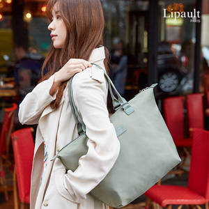 TOTE BAG M ALMOND GREEN