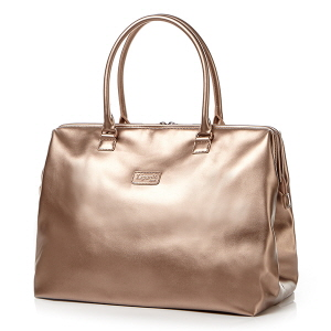 WEEKEND BAG M PINK GOLD