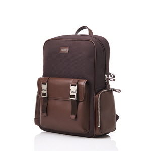 FLAP BACKPACK BROWN
