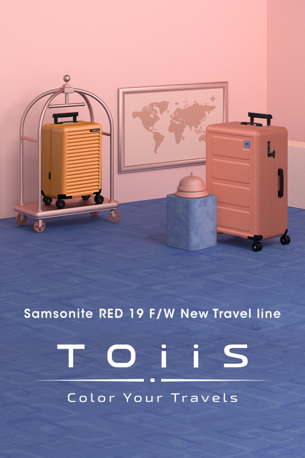 Color Your Travels : TOiiS