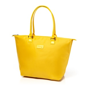 TOTE BAG M SAFFRON YELLOW