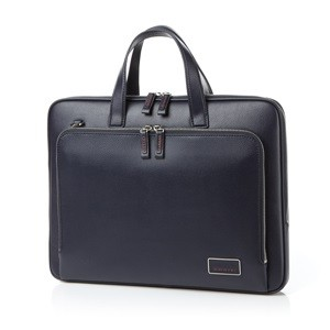 SLIM BRIEFCASE NAVY