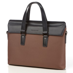 BRIEFCASE DEEP BEIGE