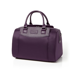 BARREL BAG M PURPLE