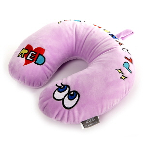 TRAVEL PILLOW LILAC