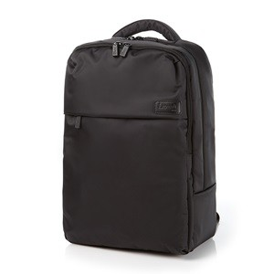 "LAPTOP BACKPACK L 15"" FL BLACK"