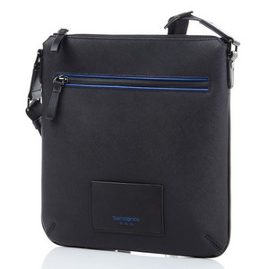 CROSS SHOULDER BAG BLACK
