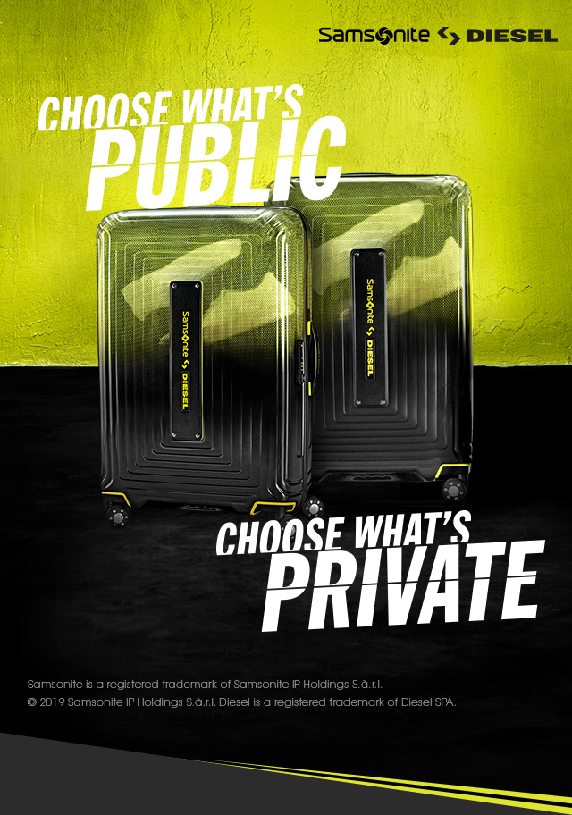 Choose What's Public. Choose What's Private