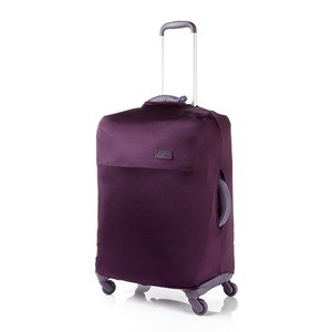 LUGGAGE COVER M PURPLE