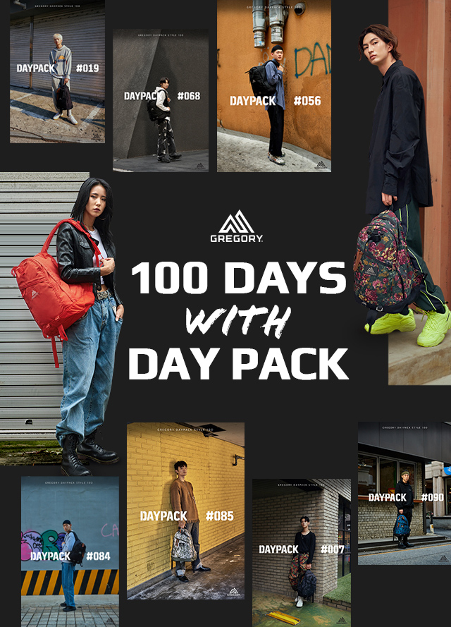 Style Your Day 100 WiTH Day PACK